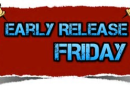 Early Release – Friday, September 1st at 12:30 pm