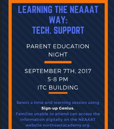 Parent Tech Night 2