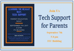 Parent Tech Night 3