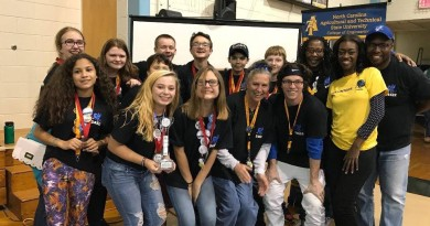 NEAAAT's First Lego League Takes First Place at Regions!!!