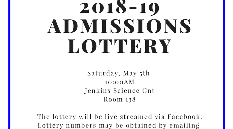 Lottery Procedure 18-19